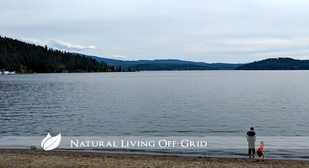 The Off Grid Adventures Begin
